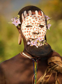 Затерянный мир племени сурма