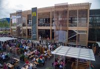 Самые необычные рестораны McDonald's в мире