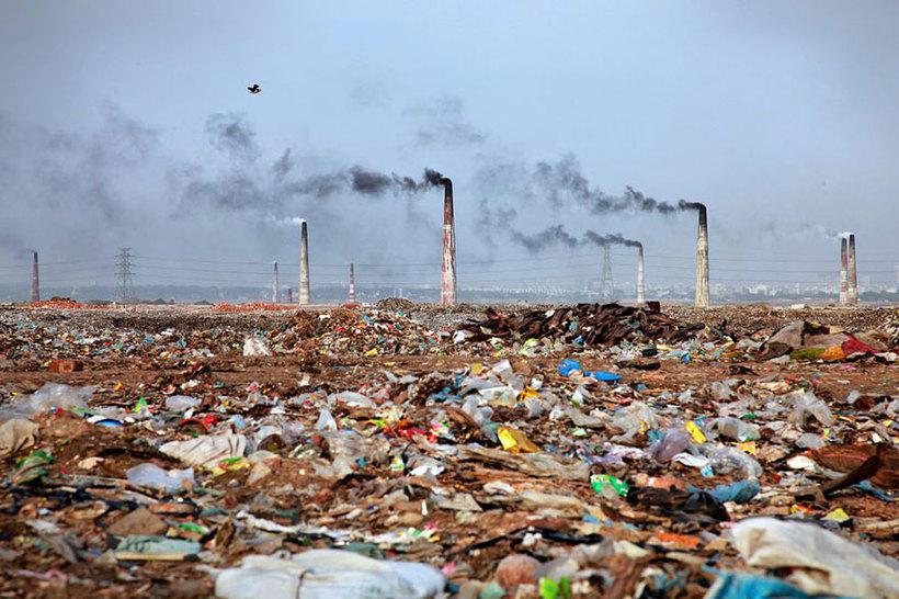 Картинки загрязнение природы человеком