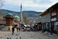Как выглядит Сараево спустя 20 лет после войны?