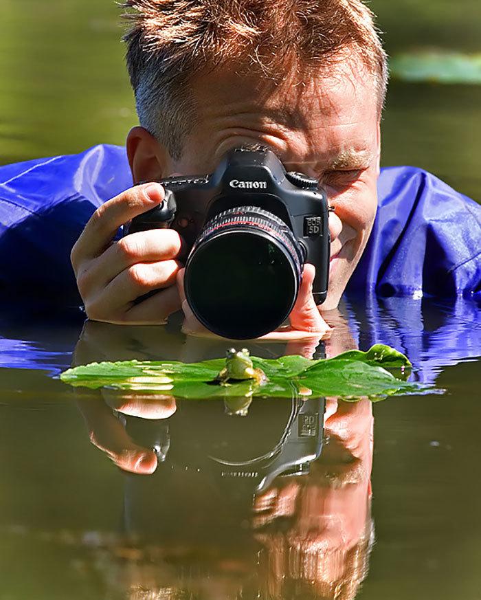 Первая моя работа в роли фотографа
