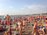 """Устрашающее зрелище под названием """"разгар пляжного сезона"""" из разных уголков мира"""
