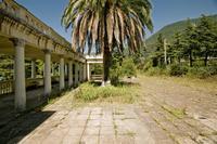 Самая красивая и ошеломительная заброшенная железнодорожная станция мира