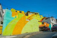 Правительство Мексики попросило уличных художников разрисовать 200 домов с единственной целью...