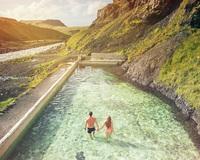 Вместо традиционной свадьбы эта пара решила отправиться в путешествие по Исландии
