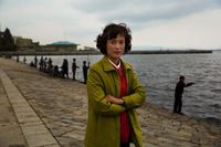 21 снимок женщин из Северной Кореи, которые доказывают, что красоту не погубить