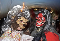 14 потрясных снимков о том, как выглядит Хэллоуин в разных странах мира
