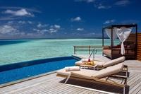 Романтический февраль в отеле Baros Maldives