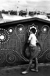 17 гениальных старых снимков Марка Рибу о жизни людей со всего мира