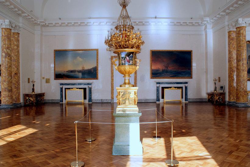 чаще красноухая александровский дворец залы фото фото отвалится