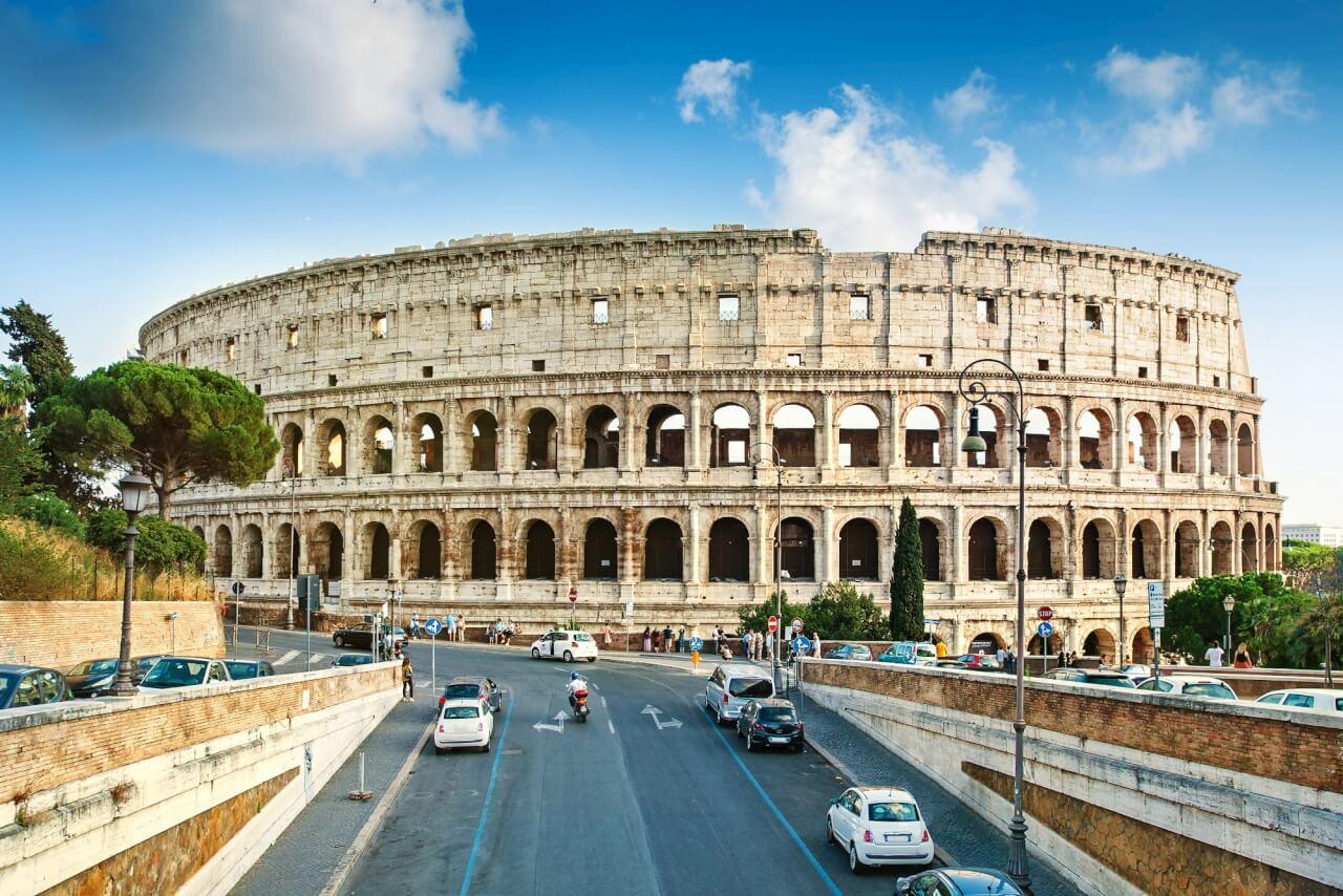 Колизей в Риме - история, архитектура, инновации, представления ...