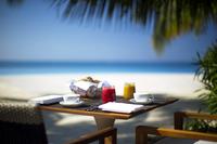 Блюда ресторана Turquoise отеля Velassaru Maldives включены в известную поваренную книгу!