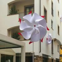 Отель Gallery Hotel Art во Флоренции представил потрясающую художественную инсталляцию