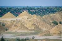 Долина мертвых экскаваторов