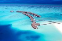 Утренняя йога в Velassaru Maldives