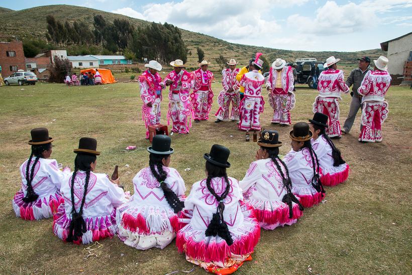 Боливия Многонациональное Государство Боливия. JCE5067