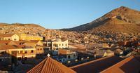 Боливия Многонациональное Государство Боливия. potosi2