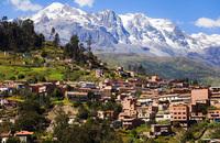 Боливия Многонациональное Государство Боливия. sorata
