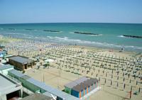Знаменитые пляжи Пезаро