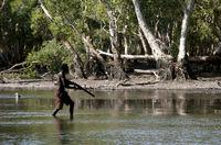 21 сенсационный снимок о жизни племени йолнгу