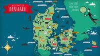 Достопримечательности Дании: Топ-25 (МНОГО ФОТО)
