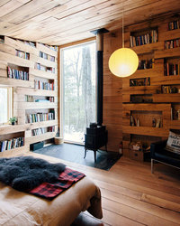 Самое восхитительное в этой библиотеке — ее место расположения. Это мечта любого фаната чтения!