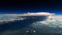10 умопомрачительных фотографий неба и штормов от пилота Боинга 747