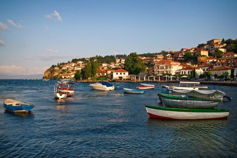 Охрид, Македония - достопримечательности, пляжи, отдых, отели, как добраться в Охрид