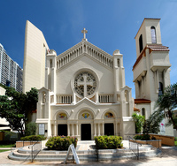 Historic trinity cathedral