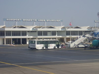 аэропорт монастир фото