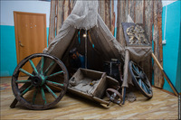 Музей-шахта в Берёзовском