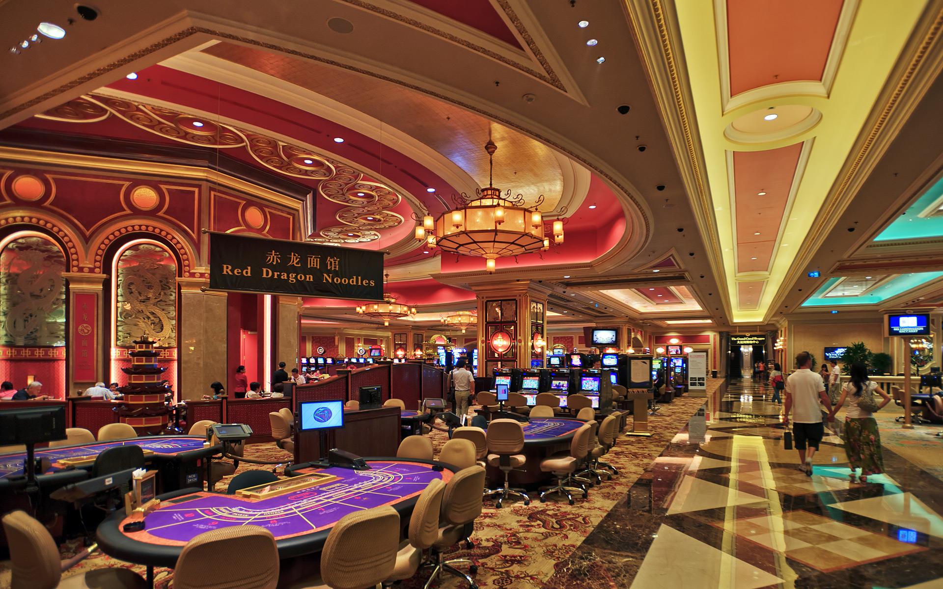 самое крупное онлайн казино