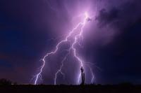 20 фотографий бесстрашного охотника за бурями, от которых мурашки по коже