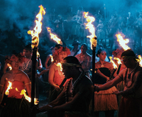 Загадочная культура Гуама
