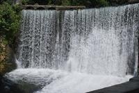 новый афон водопад