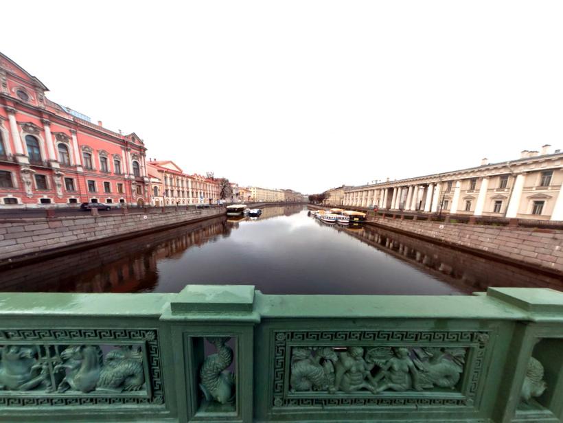 перепады аничков мост ход строительства фото капитан разлив многих