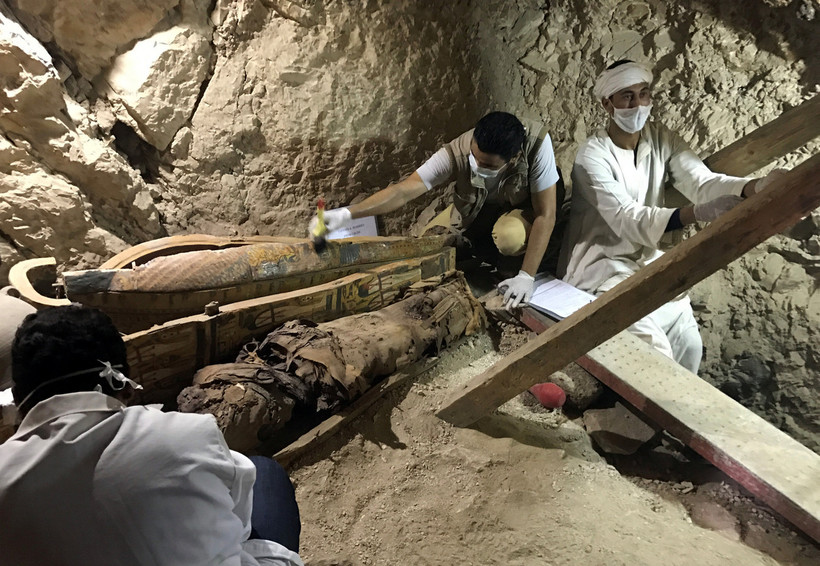 мнению фермеров раскопки древнего египта фото набирайся