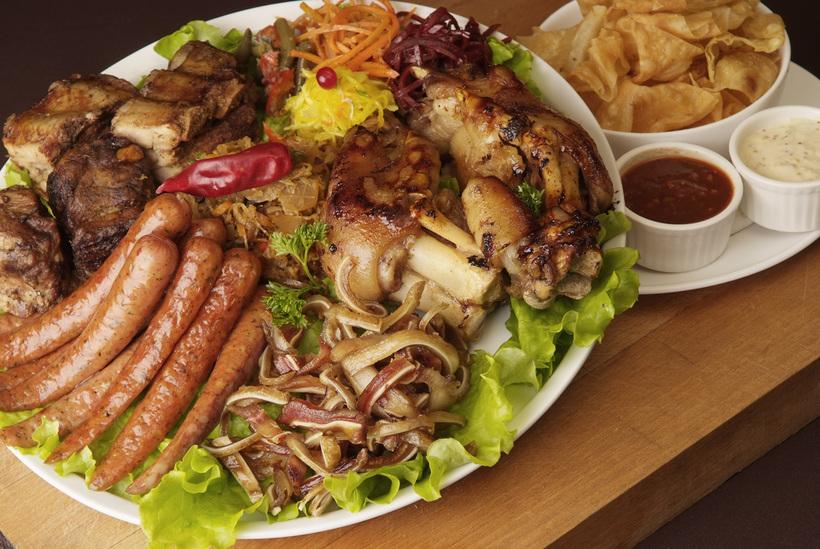 Венгерский суп бограч рецепт с фото рада