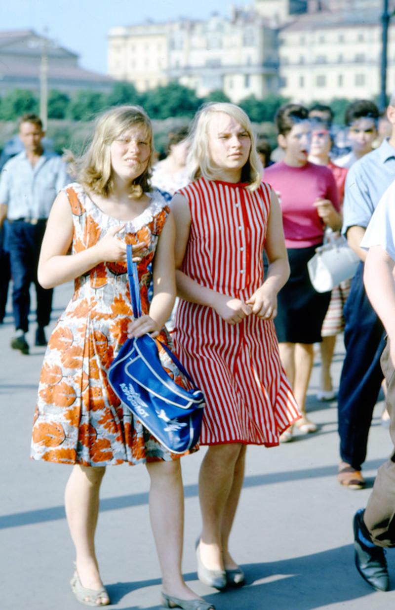 картинки мода в советском союзе января