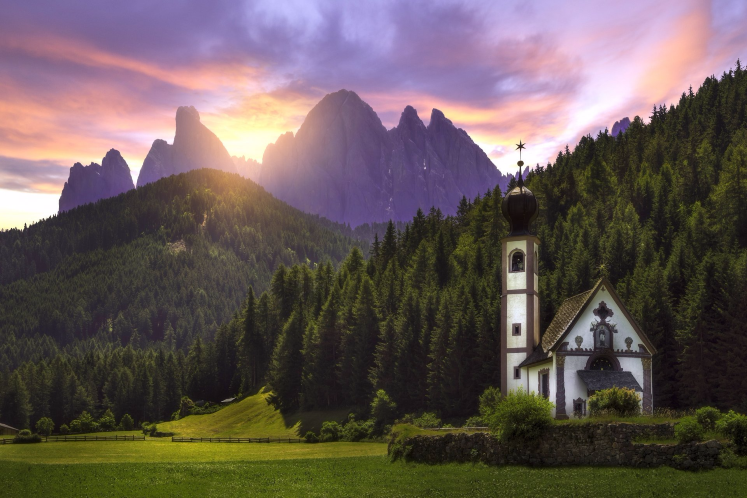 Доломитовые Альпы, Италия: вся информация об отдыхе ... Музей Прадо Внутри