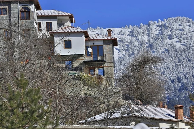 зима в греции фото сейчас разберу построение