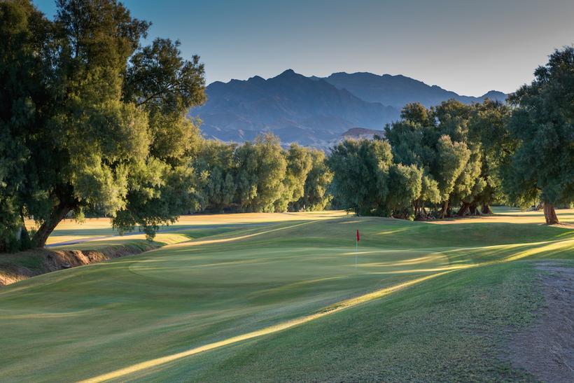 долина смерти Путешествие в Долину Смерти FC Golf 4