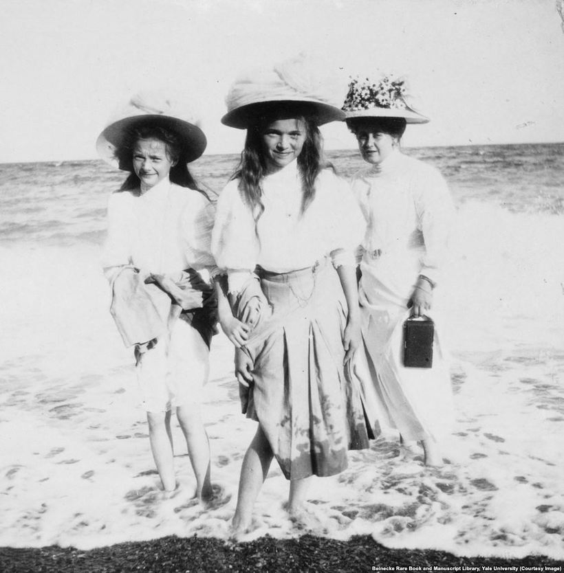 фотографии семьи романовых последние как раз варила