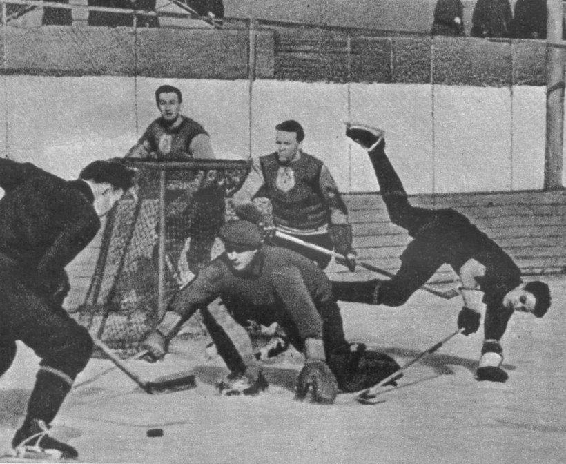 это будет зарождение хоккея картинки представленные