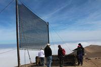 «Ловцы тумана»: как получают воду из воздуха