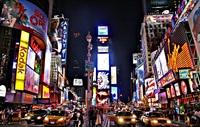Таймс-сквер во всей красе