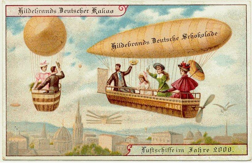 открытка прошлое будущее крови
