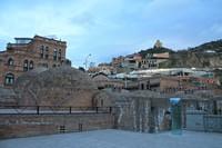 Серные бани, Тбилиси