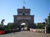 Мост Влюбленных, Рим