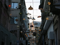 Улица Питтаки, Афины